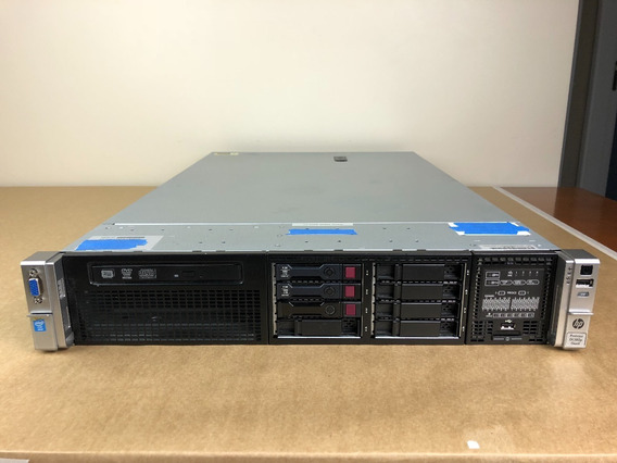 Servidor Hp Proliant Dl380p Gen 8