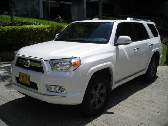 Toyota 4runner 4.0 Limited 2011 Secuencial