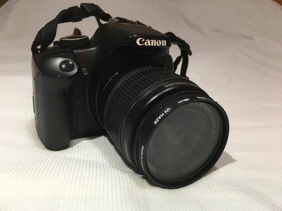 Câmera Canon. Modelo Rebel Xsi.