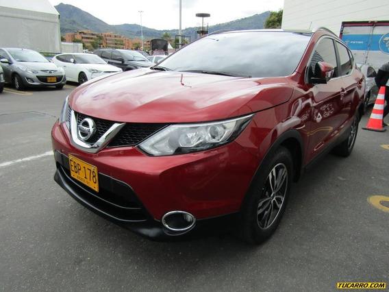 Nissan Qashqai Exclusive 2.0 4x4