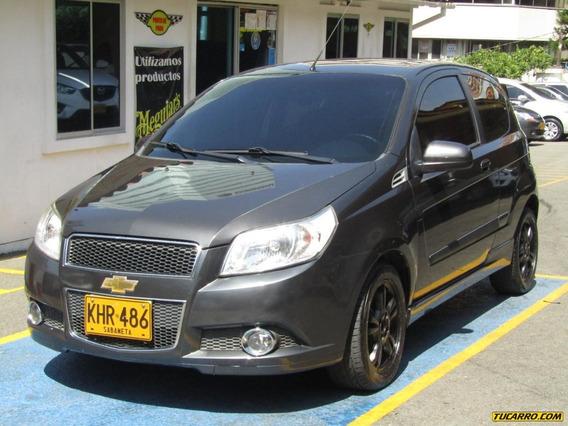 Chevrolet Aveo Emotion Mt 1600 3p