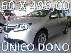Renault Sandero Expr. Flex Completo Entrada + 60 X 499,00