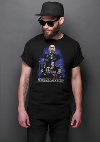 Camiseta Harry Potter Cod8307