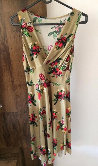 Vestido Tubinho Midi Moda Evangélica - Frete Gratis