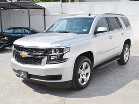 Chevrolet Tahoe 5.4 Lt Piel Cubo At 2016