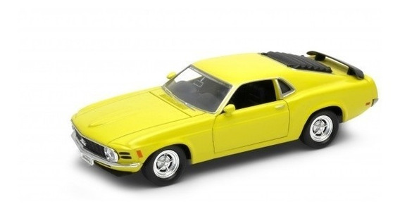 Autos Deportivos Leyenda N°13 - Ford Mustang Boss 302
