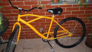 Bicicleta Playera Contrapedal 5 Meses De Uso, Impecable!!!