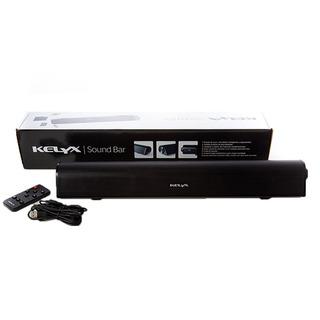 Barra De Sonido Bluetooth Pc Y Tv Estereo Soundbar 10w Unica