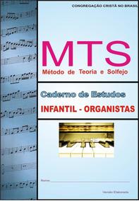Mts Infantil Organista