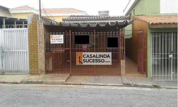 2 Casas Térreas 1 Dormt. 2 Vagas Próx. À Av. Itaquera - Ca6092 - Ca6092