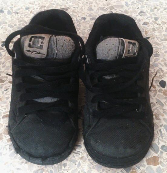 Zapatos Para Niños Dc Shoes...talla 25