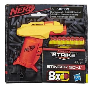 Nerf Alpha Strike Stinger Sd-1 X8 Dardos E6972 (5319)