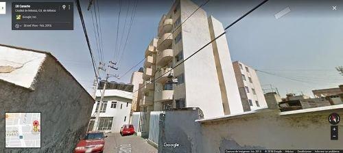 Departamento En Remate Bancario Col. Artes Graficas V. Carranza