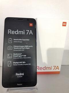 Xiaomi Redmi 7a 2gb/16gb..somos Tienda Física 100 Vrds