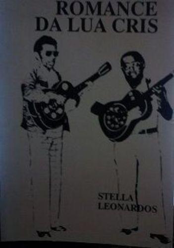Livro Romance Da Lua Cris - Autografado Stella Leonardos