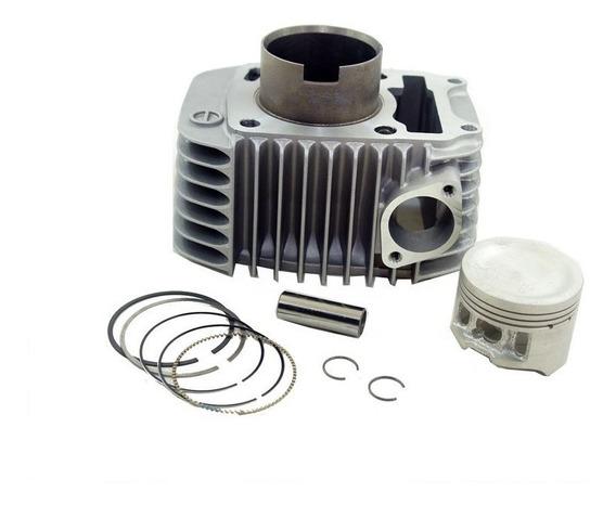Kit Cilindro Motor Biz 125 2009 10 11 12 13 14 15 16 Injeção
