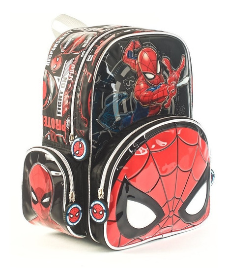 Mochila Spiderman Go Spidey Espalda 12 Pulgadas 62310