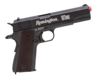 Pistola De Pressão A Gás1911 Rac 4.5 Full Metal - Remington