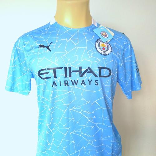Camisa Do Manchester City - 20/21