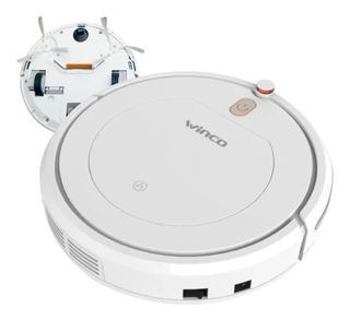 Aspiradora Robot Inteligente Sensores Winco Control W300