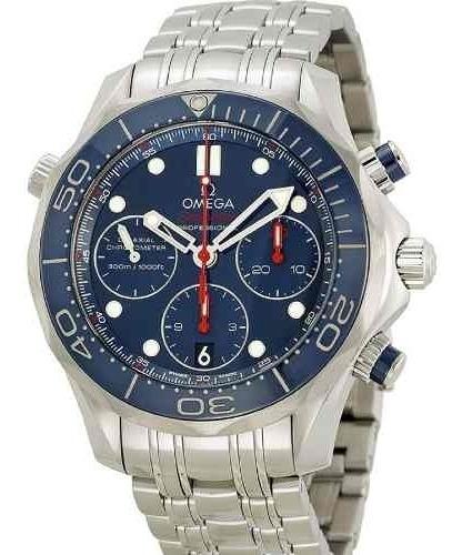 Relogio Omega 212.30.42.50.03.001 Seamaster Automatic Crono