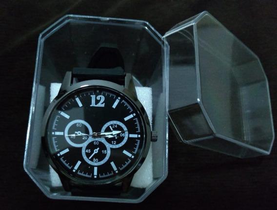 Relógio De Pulso Masculino Multi Marcas Com Caixa
