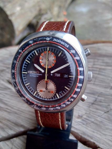 Relógio Seiko Cronógrafo Automático Ufo