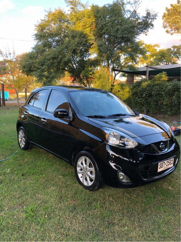 Nissan March 1.6 Extra Full 2014