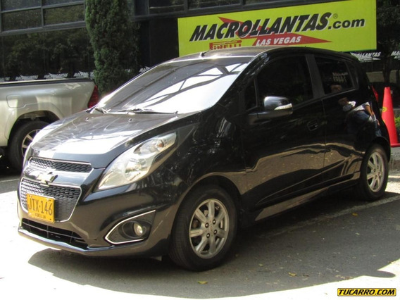 Chevrolet Spark Gt Ltz 1200 Cc Mt