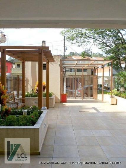 Apartamento Com 2 Dormitórios À Venda, 57 M² Por R$ 284.900 - Parque Santos Dumont - Taboão Da Serra/sp - Ap0044