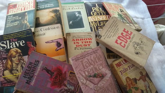 Pocket Books Lote Com 15 Livros Oportunidade Super Barato