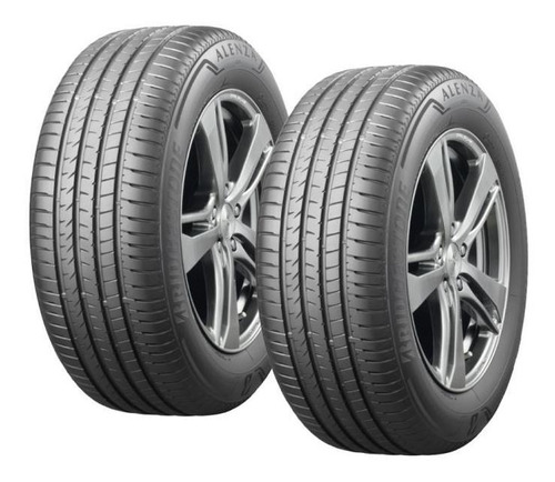 Paquete 2 Llantas 225/65r17 102h Alenza 001 Bridgestone Msi