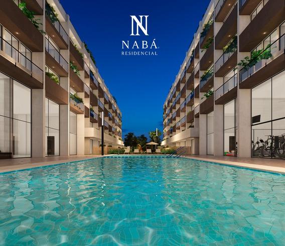 Departamento En Pre Venta En Cancun, Naba Residencial