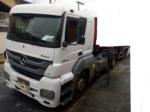 Mercedes-benz Axor 2644 Canlinha 6x4 2015