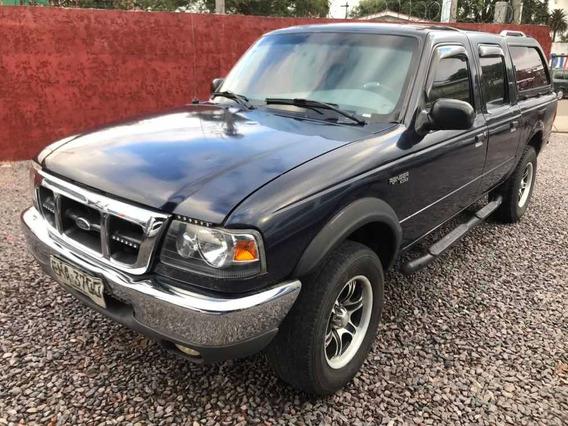 Ford Ranger 2.5 Xlt I Dc 4x4 2000