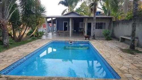 Imagem 1 de 19 de Chácara Com 2 Dormitórios À Venda, 1000 M² Por R$ 424.000,00 - Chácara Recreio Internacional - Suzano/sp - Ch0437