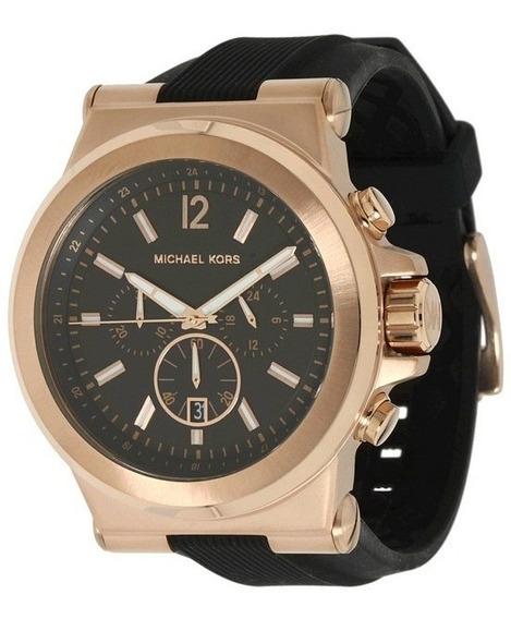 Relógio Michael Kors Mk8295 Com Caixa Michael Kors Completa.