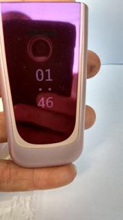 Celular Nokia 7020 Rosa Lindo Original Garantia Envio Já