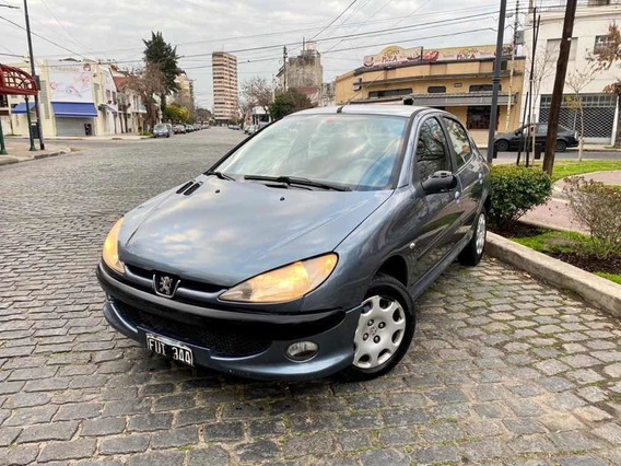Peugeot 206 1.6 Xr Premium 2006