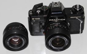Duas Lentes Uma 28mm 1:2.8 E 50mm 1:1.8 E Camera