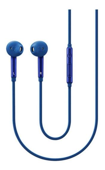 Fone De Ouvido Samsung Eg920 In Ear Fit Azul Marinho