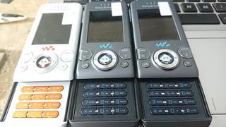 Sony Ericsson W580 Personal Como Nuevos De Colección M2 512