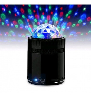 Ion Party Starter Mkii Parlante Bluetooth + Luces Rítmicas