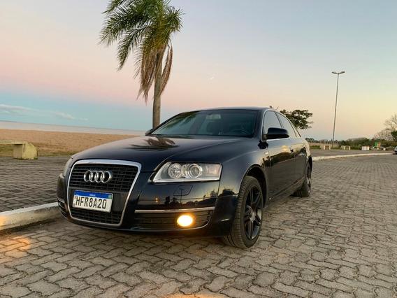 Audi A6 3.0 Com Teto Solar E Muita Margem!