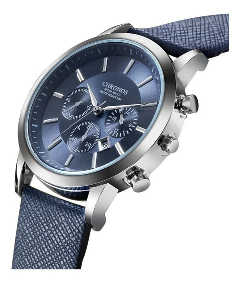 Relógio De Pulso Chronos Original Modelo 1898 - Excelente !!