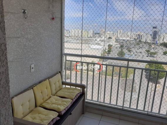 Apartamento Com 3 Dormitórios À Venda, 80 M² Por R$ 390.000,00 - Parque Campolim - Sorocaba/sp - Ap0615