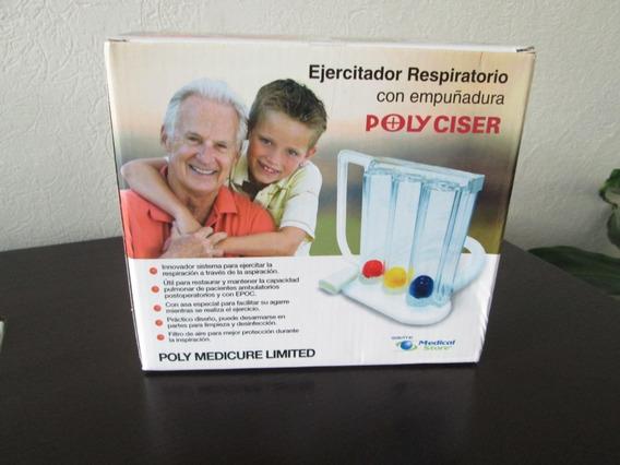 Ejercitador Respiratorio Polymed