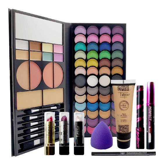 Set De Maquillaje Special Collection Combo De Alta Calidad Mas Regalos Super Oferta!!