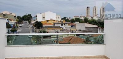 Apartamento Para Venda Em Santo André, Parque Erasmo Assunção, 2 Dormitórios, 1 Banheiro, 1 Vaga - Ve1424