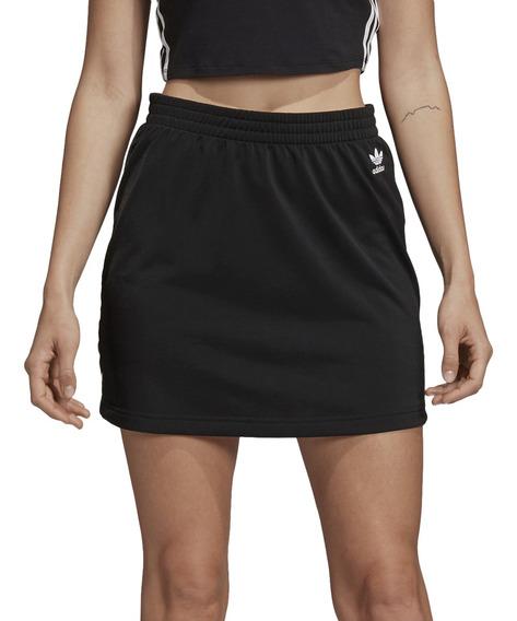 Pollera adidas Originals Moda Sc Skirt Mujer Ng